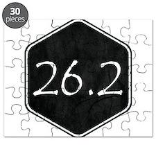Cute 26.2 marathon Puzzle