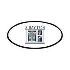 X-Ray Tech Patches