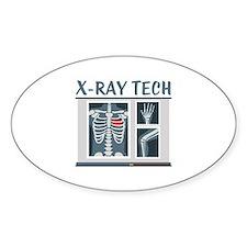 X-Ray Tech Decal
