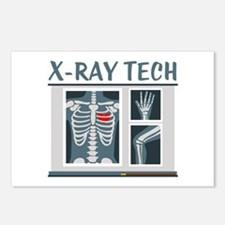 X-Ray Tech Postcards (Package of 8)