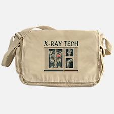 X-Ray Tech Messenger Bag