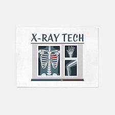 X-Ray Tech 5'x7'Area Rug