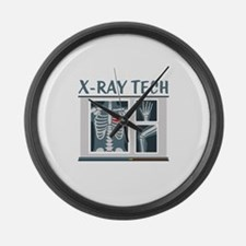 X-Ray Tech Large Wall Clock