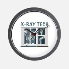 X-Ray Tech Wall Clock