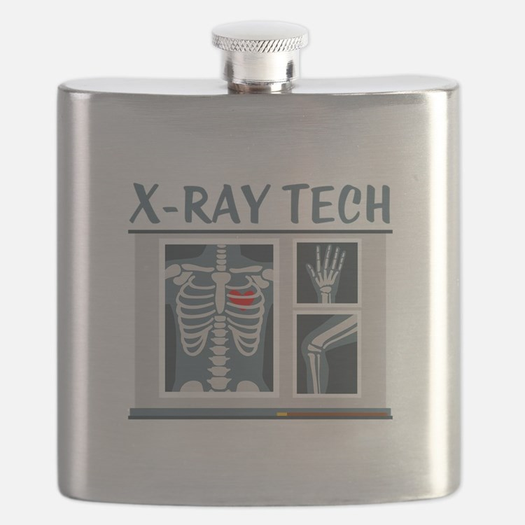 X-Ray Tech Flask
