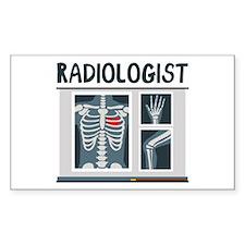 Radiologist Decal