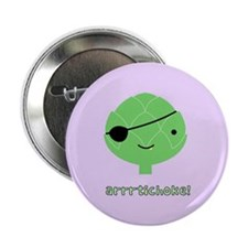 Arrrtichoke! Button