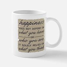 What You Think Mug