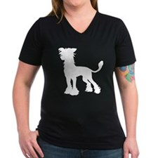 Chinese Crested Silhouette Shirt