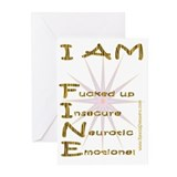 Aa recovery Greeting Cards (10 Pack)