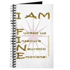 I am fine Journal