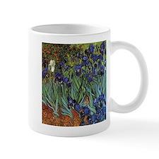 VAN GOGH IRISES Mug