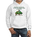 Irish Powered Hooded Sweatshirt