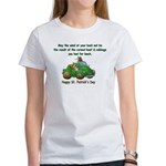 Irish Powered Women's T-Shirt
