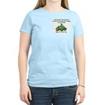 Irish Powered Women's Light T-Shirt