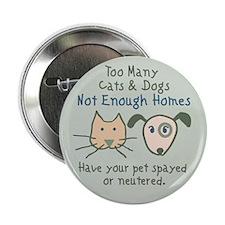 Not Enough Homes Button