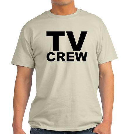 TV Crew Light T-Shirt