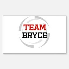 Bryce Rectangle Decal