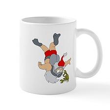 Santa scuba diving.png Mugs