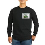 Irish Powered Long Sleeve Dark T-Shirt