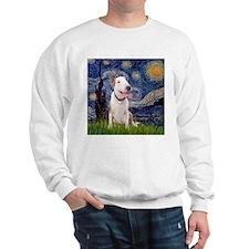 Starry - Bull Terrier (B) Sweatshirt