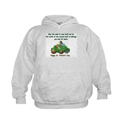 Irish Powered Hoodie