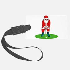 Santa plys golf.png Luggage Tag