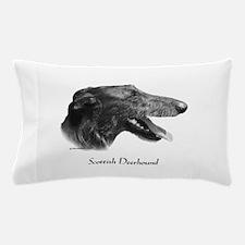 Scottish Deerhound Pillow Case