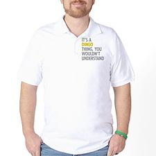 Its A Dingo Thing T-Shirt