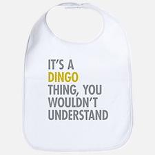 Its A Dingo Thing Bib