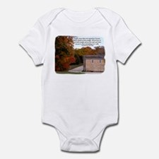 People Create Questions Infant Body Suit
