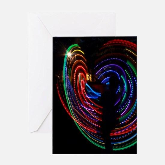 LED Hooper Greeting Card
