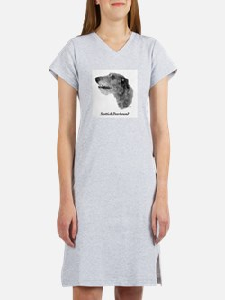 Scottish Deerhound Women's Nightshirt
