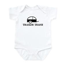 Trailer Trash Infant Bodysuit