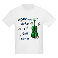 """""""Growing into a full size"""" T-Shirt"""
