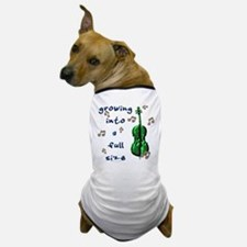 """""""Growing into a full size"""" Dog T-Shirt"""