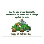 Irish Powered Postcards (Package of 8)