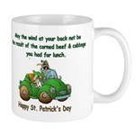 Irish Powered Mug
