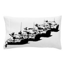 Tienanmen Tank Man Pillow Case