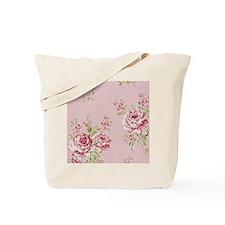 elegant colorful roses vintage floral Tote Bag