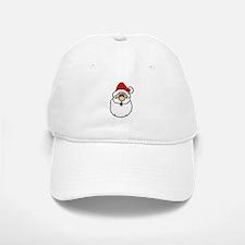 Cute santa head.png Baseball Baseball Baseball Cap