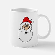 Cute santa head.png Mugs