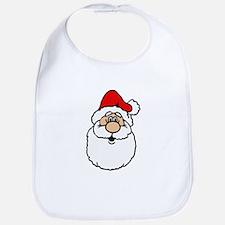 Cute santa head.png Bib