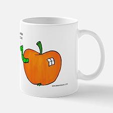 Rosh Hashanah Apple Mug Mugs