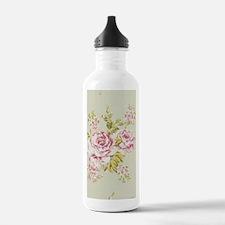 Cool Floral botanical Water Bottle