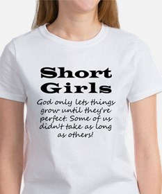 Short Girl T-Shirt