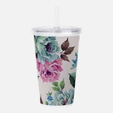 Funny Fashion Acrylic Double-wall Tumbler