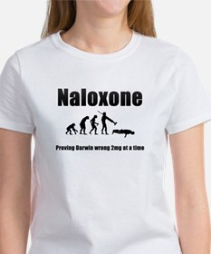 Hi-Res Naloxone (Black) T-Shirt