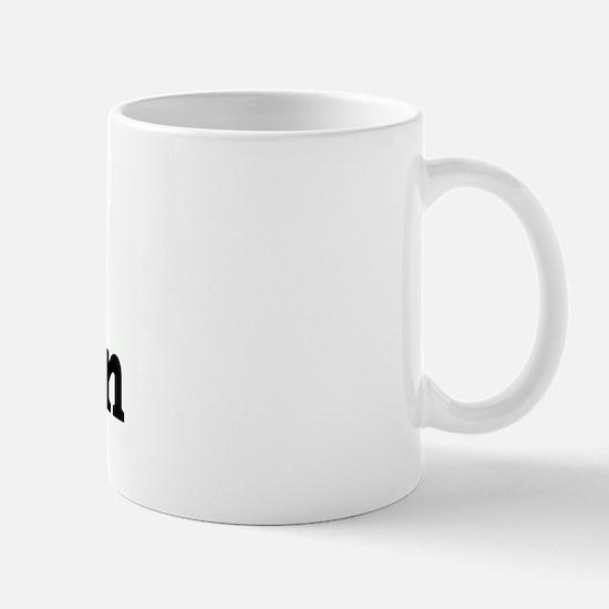 I Love brendon Mug