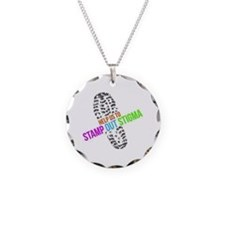 Stamp Out Stigma Necklace